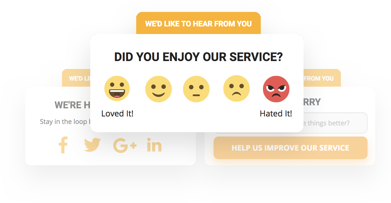 Feedback Forms Graphic